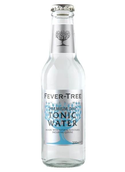 Fever Tree Premium Dry Tonic Water 0,2l