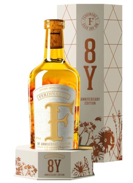 Ferdinand's 8th Anniversary Edition Gin 0,5 Liter