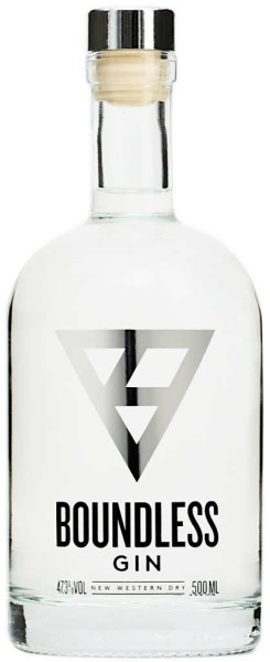 Boundless Dry Gin 0,5l