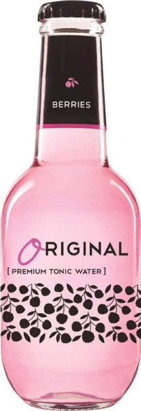 Original Berries Zero Tonic 0,2l