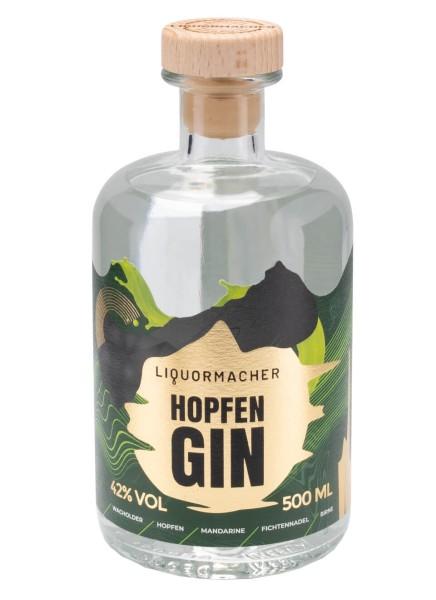 LiquorMacher Hopfen Gin 0,5 Liter