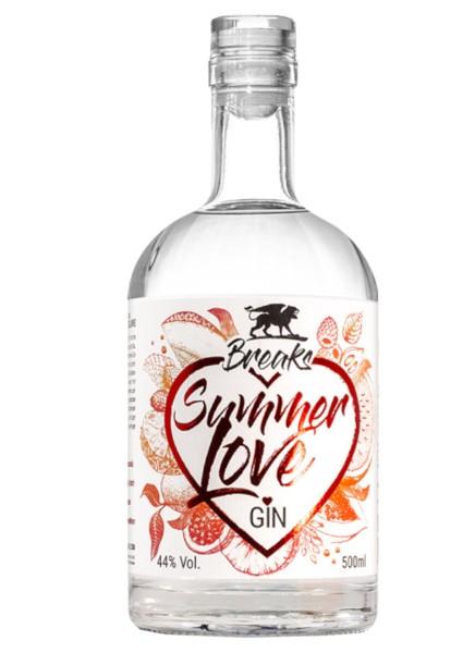 Breaks Gin Summer Love 0,5 Liter