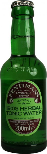 Fentimans Botanical Tonic Water 0,2l