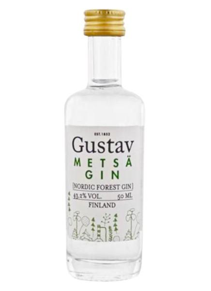 Gustav Metsä Gin Mini 0,05 Liter