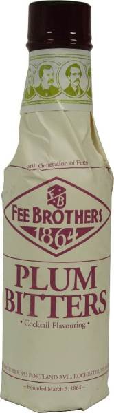 Fee Brothers Plum Bitters 0,15 l