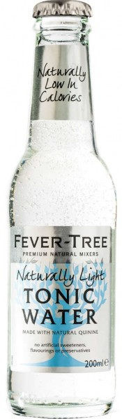Fever Tree Naturally Light Tonic Water 0,2l