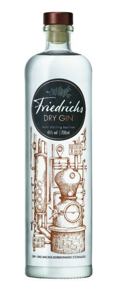 Friedrichs Dry Gin 0,7l
