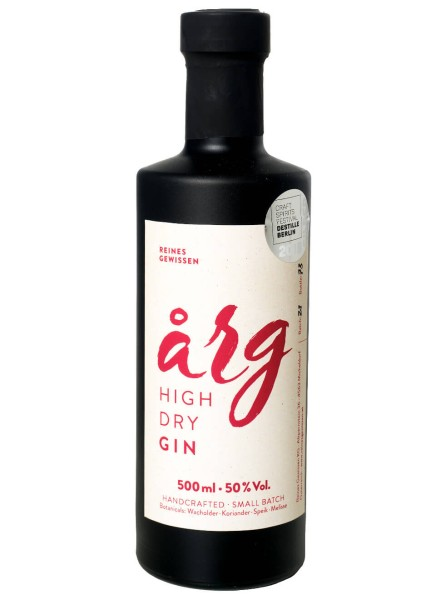 Arg High Dry Gin 0,5l