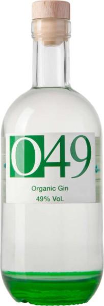 O49 Pure Organic Gin 0,7l