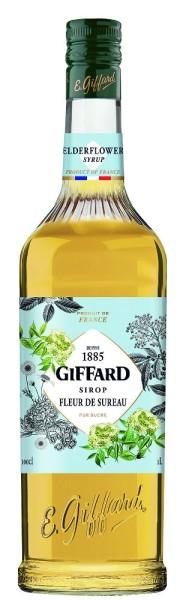 Giffard Fleur de Sureau Sirop (Holunderblüte)