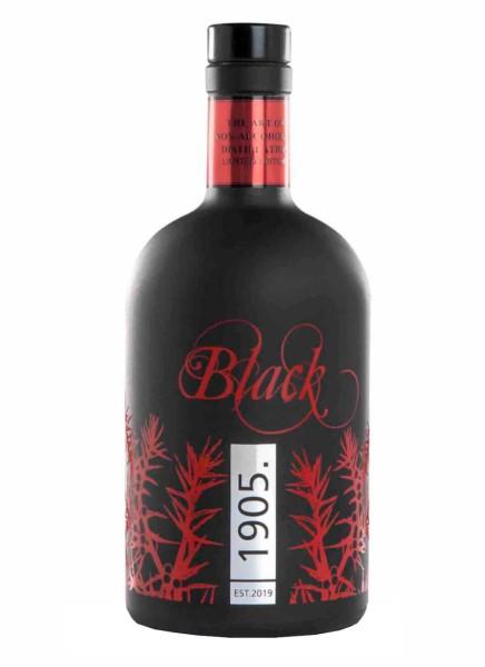 Gansloser 1905 Black Gin Distillers Cut Alkoholfrei 0,7 Liter