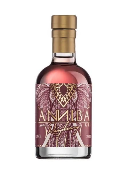 Hannibal Gin meets Raspberry 0,2 Liter