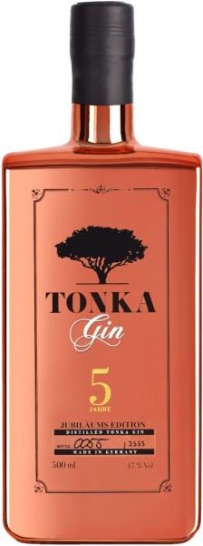 Tonka Gin 0,5l 5. Jubiläum