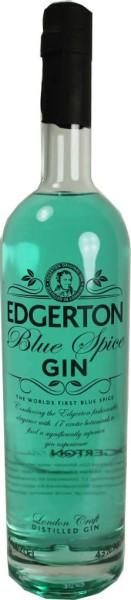 Edgerton Gin Blue Spice 0,7l