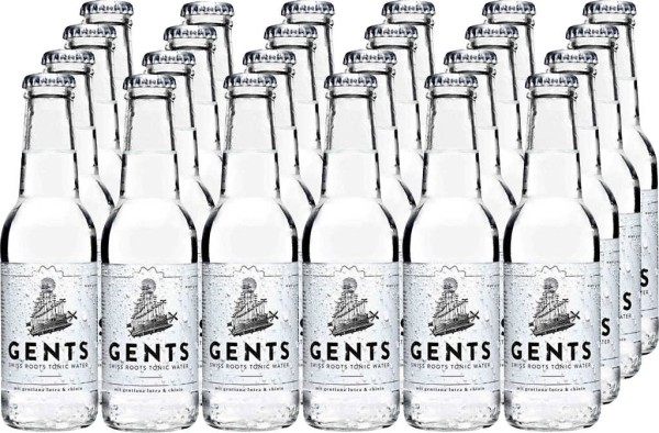 Gents Tonic Water 24er