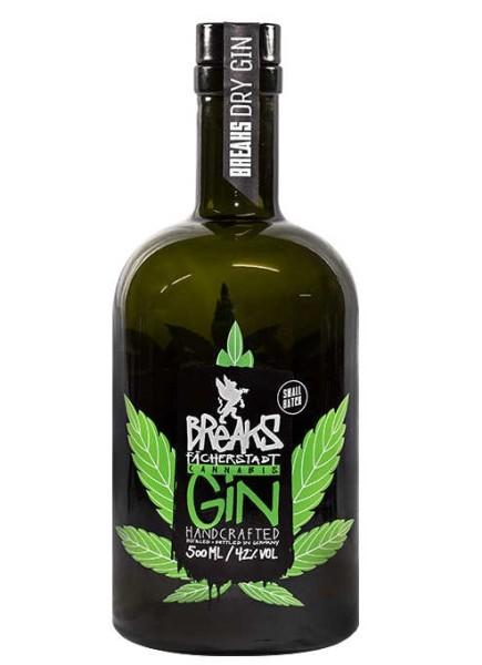 Breaks Gin Cannabis 0,5 Liter