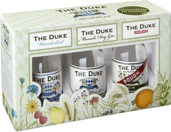 Duke Gin 3er Set 0,05l
