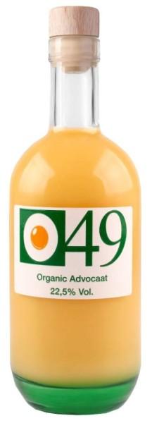O49 Organic Advocaat 0,5l