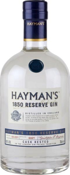Haymans 1850 Gin Batch 2