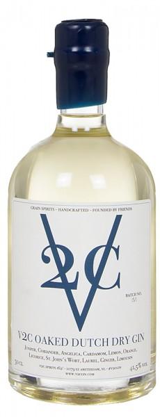 V2C Oaked Gin 0,5l