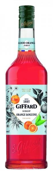 Giffard Blutorangen Sirup 1l