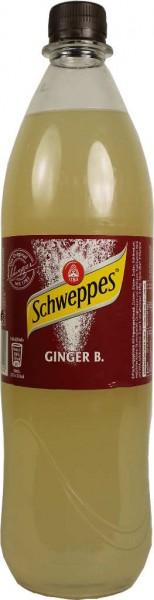 Schweppes Ginger B. 1 l