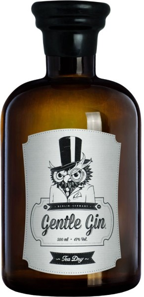 Gentle Gin Tea Dry 0,5l