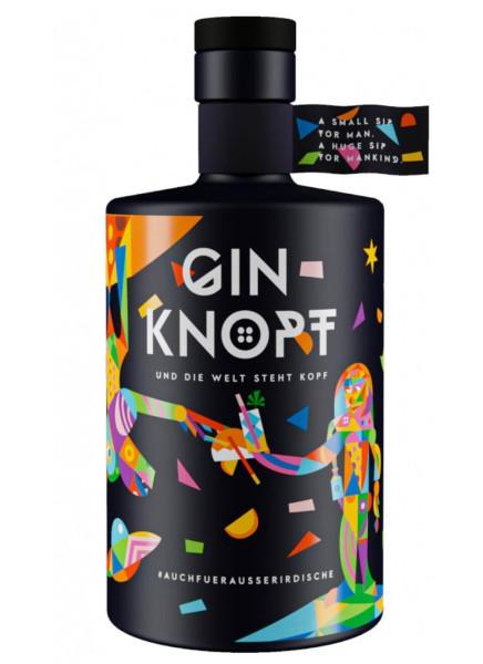 Gin Knopf 0,5 Liter