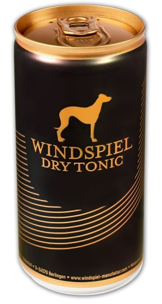 Windspiel Dry Tonic Water 0,2l Dose