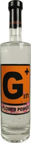 G+ Danger Line Flower Power Gin 0,5l