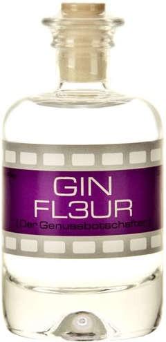Gesandter Gin Fleur 60% Mini 4cl