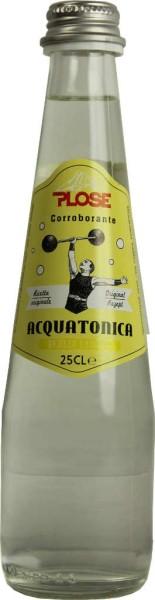 Plose Aquatonica Tonic Water 0,25l