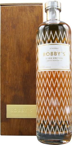 Bobbys Schiedam Gin 0,7l 5. Jubiläum