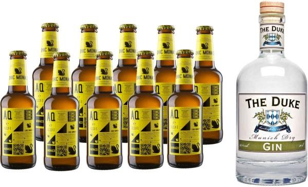 The Duke Munich Dry Gin & Aqua Monaco Tonic Set