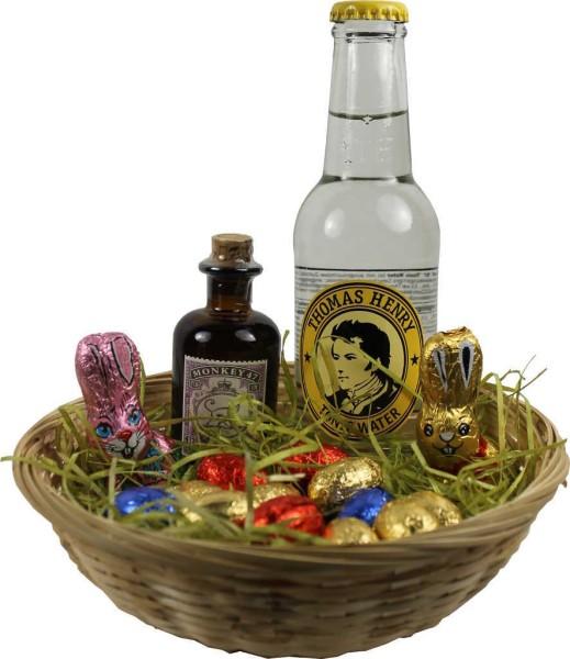 Osterkorb - Gin Tonic