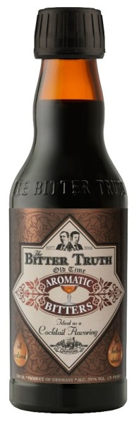 The Bitter Truth Old Times Aromatic Bitters 0,2l