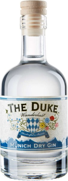 The Duke Wanderlust Gin 0,1l