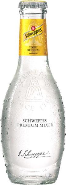 Schweppes Premium Mixer Original Tonic 0,2l