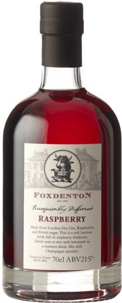 Foxdenton Raspberry Gin