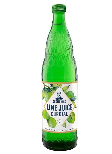 Desmond's Lime Juice 0,75 Liter