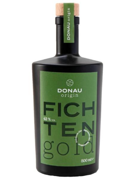 Donau Origin Fichtengold Gin 0,5 Liter
