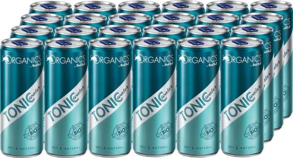 Red Bull Organics Tonic Water Dose 24er
