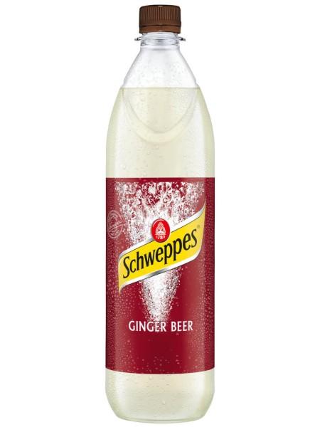 Schweppes Ginger Beer 1 Liter