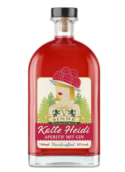 Kalte Heidi Aperitif mit Gin 0,7 Liter
