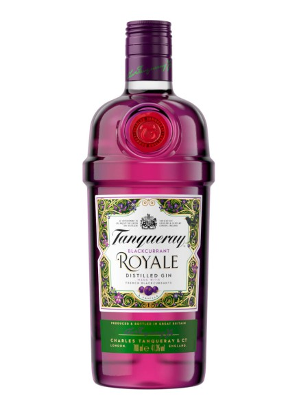 Tanqueray Gin Blackcurrant Royale 0,7 Liter