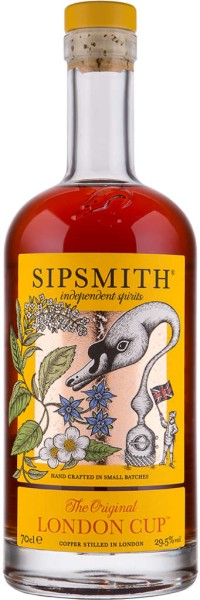 Sipsmith London Cup 0,7 Liter