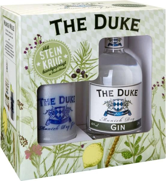 The Duke Munich Dry Gin 0,7l mit Steinkrug