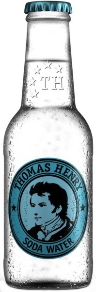Thomas Henry Soda Wasser