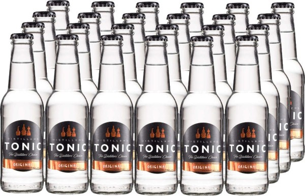 Distillers Tonic Water 24er