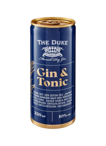 The Duke Gin & Tonic Bio Dose 0,25 Liter